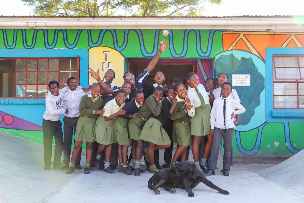 internship in South Africa